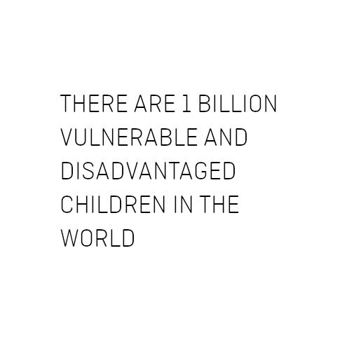 billion vulnerable children