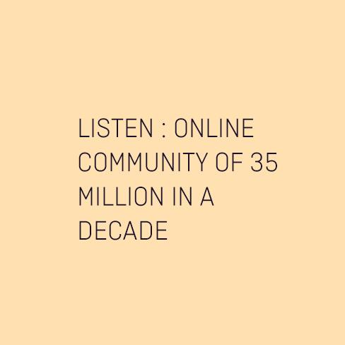 Listen Charity